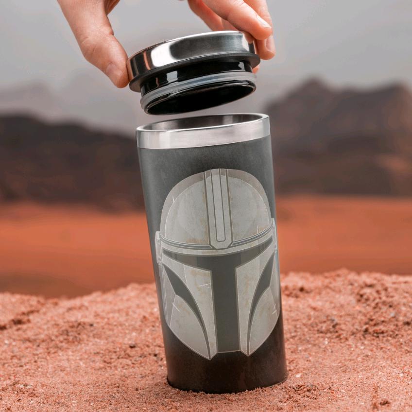 Star Wars - The Mandalorian - The Mandalorian Travel Mug (PP7332MAN)