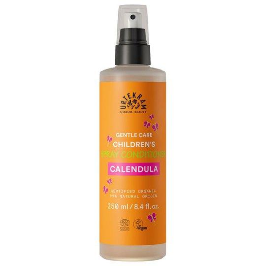 Urtekram Nordic Beauty Childrens Calendula Spray Conditioner, 250 ml