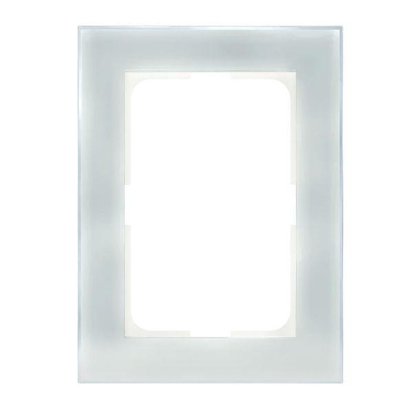 Elko Plus Option Yhdistelmäkehys Plus Option -malliin Lasi, valkoinen