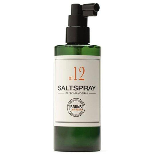 BRUNS Products Saltspray nr 12 - Frisk Mandarin, 200 ml