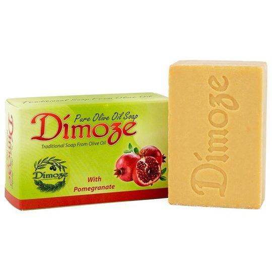 Dimoze Olivoljetvål, 100 g