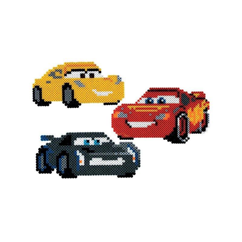 Hama Beads - Midi - Cars 3, 4000 beads (387951)