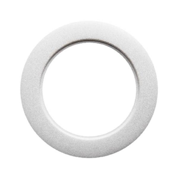 SG Armaturen 7450668 Sovitekehys valkoinen 133 mm
