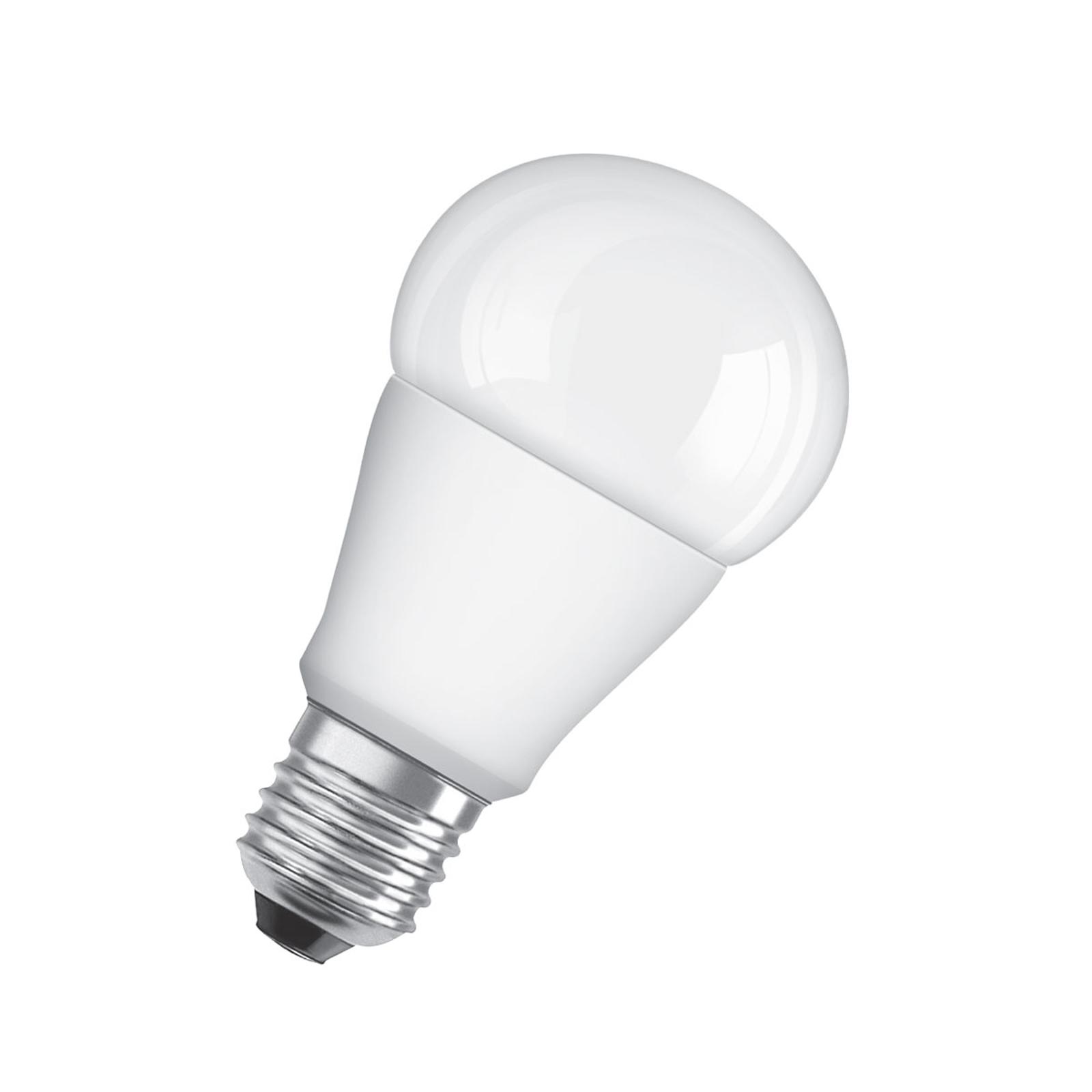 E27 8W 827 LED-lamppu Star, hehkulampun mallinen