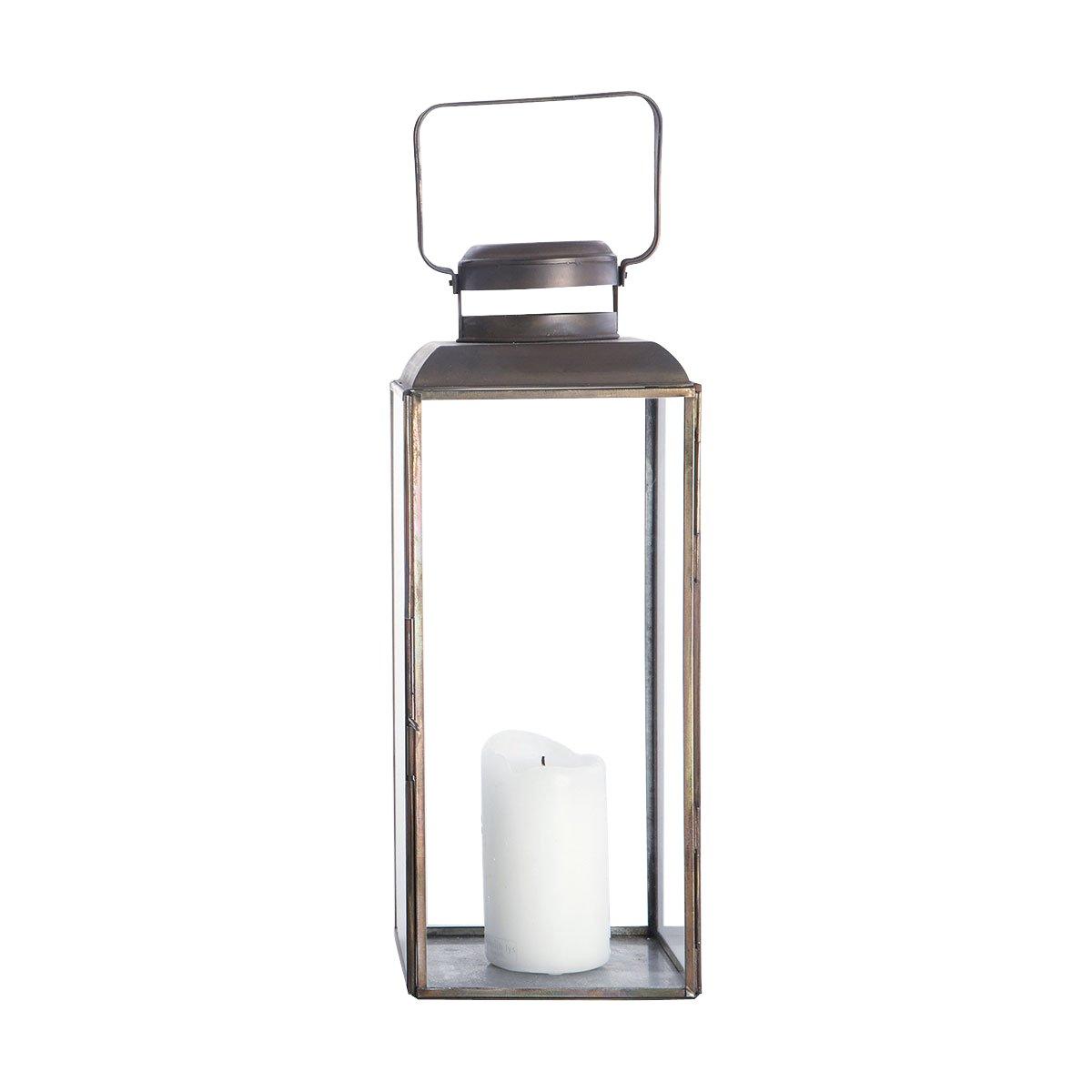 House Doctor - Vintage Lantern Large - Black Antik (pm0337/203990337)