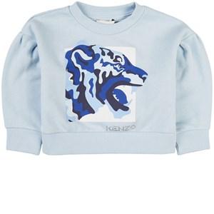 Kenzo Tiger Sweatshirt Blå 2 år