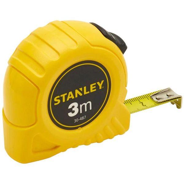 STANLEY 0-30-487 Målebånd 12,7 mm, 3 meter