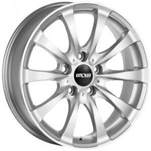 OXXO Racy Silver 9x19 5/120 ET18 B72.6