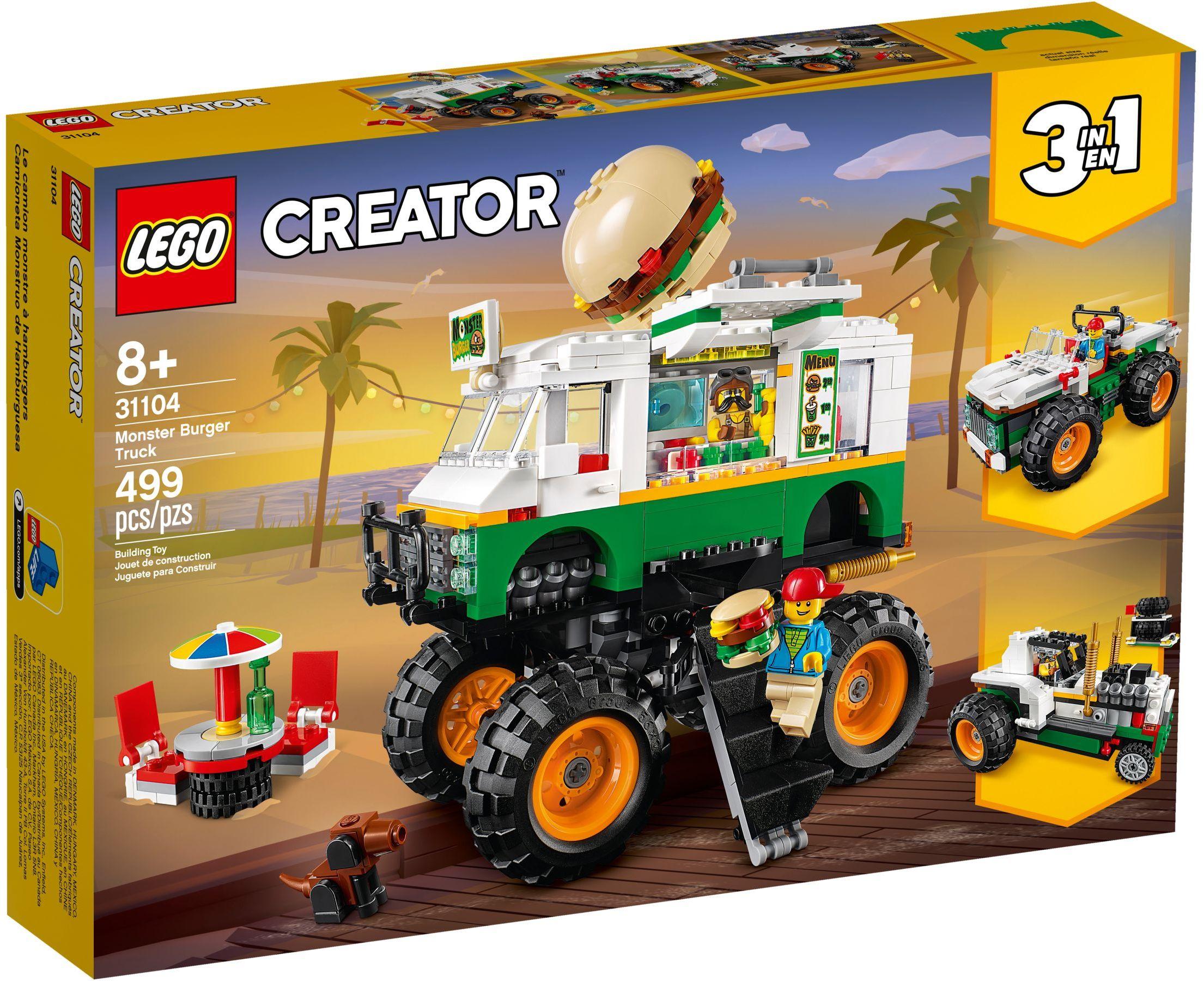 LEGO Creator - Monster Burger Truck (31104)