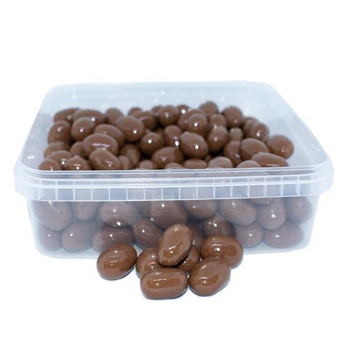 Chokly Zero Mjölkchoklad Mandel 1kg