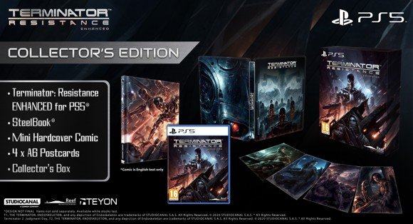 Terminator: Resistance Collector's Edition (GER)
