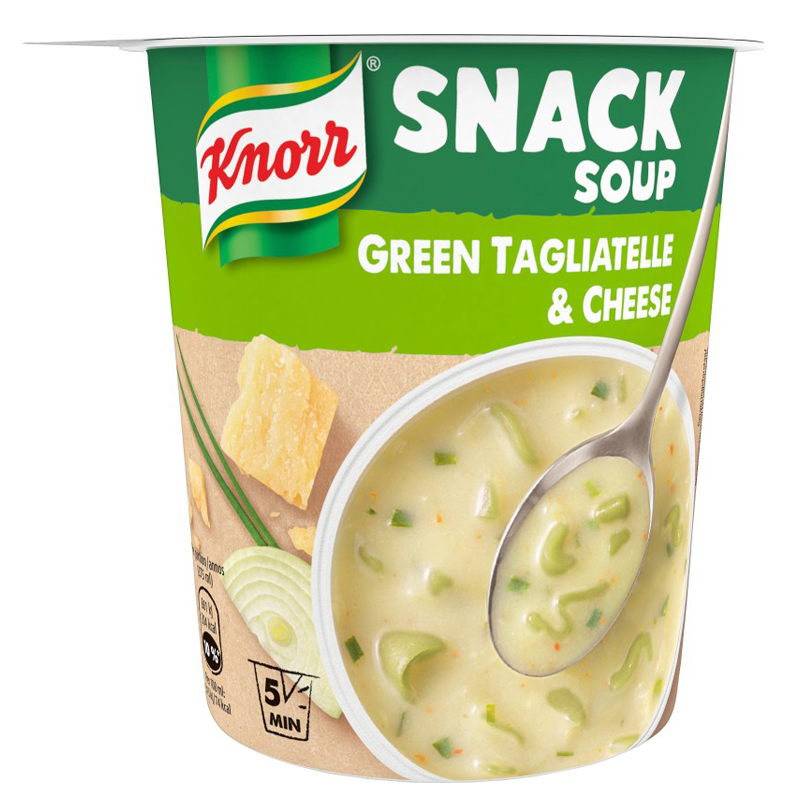 Snacksoup Tagliatelle & Ost - 19% rabatt