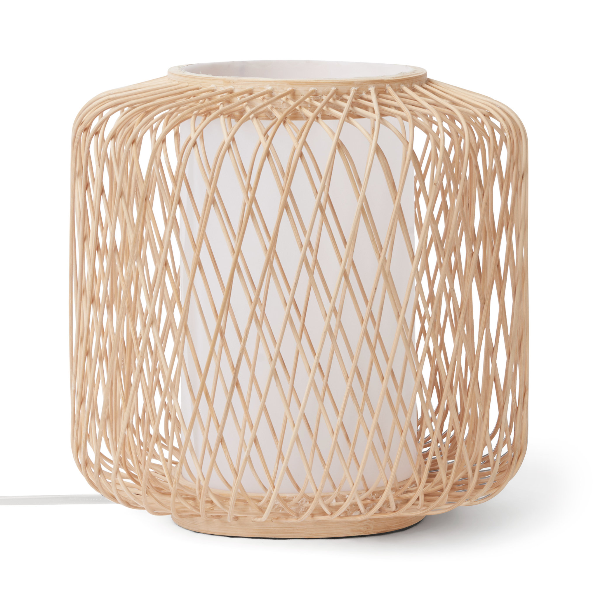 Bordslampa, Li Ø 25 cm