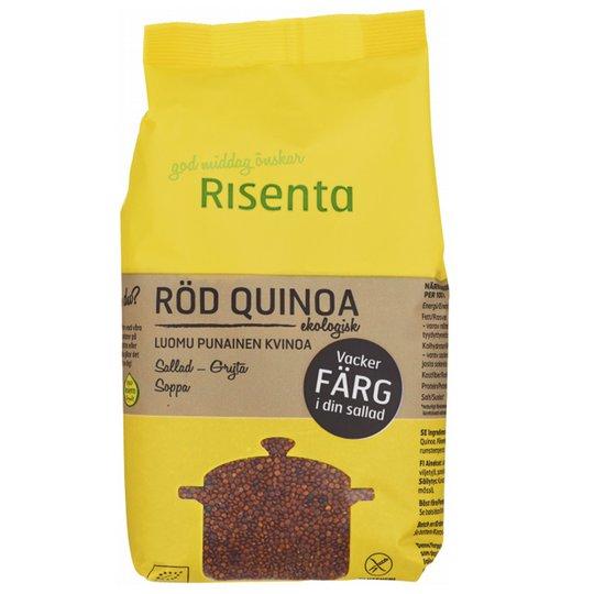 Punainen Luomukvinoa 500g - 25% alennus