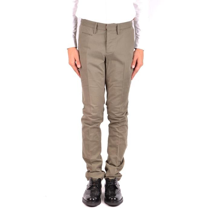 Incotex Men's Trouser Green 163587 - green 46