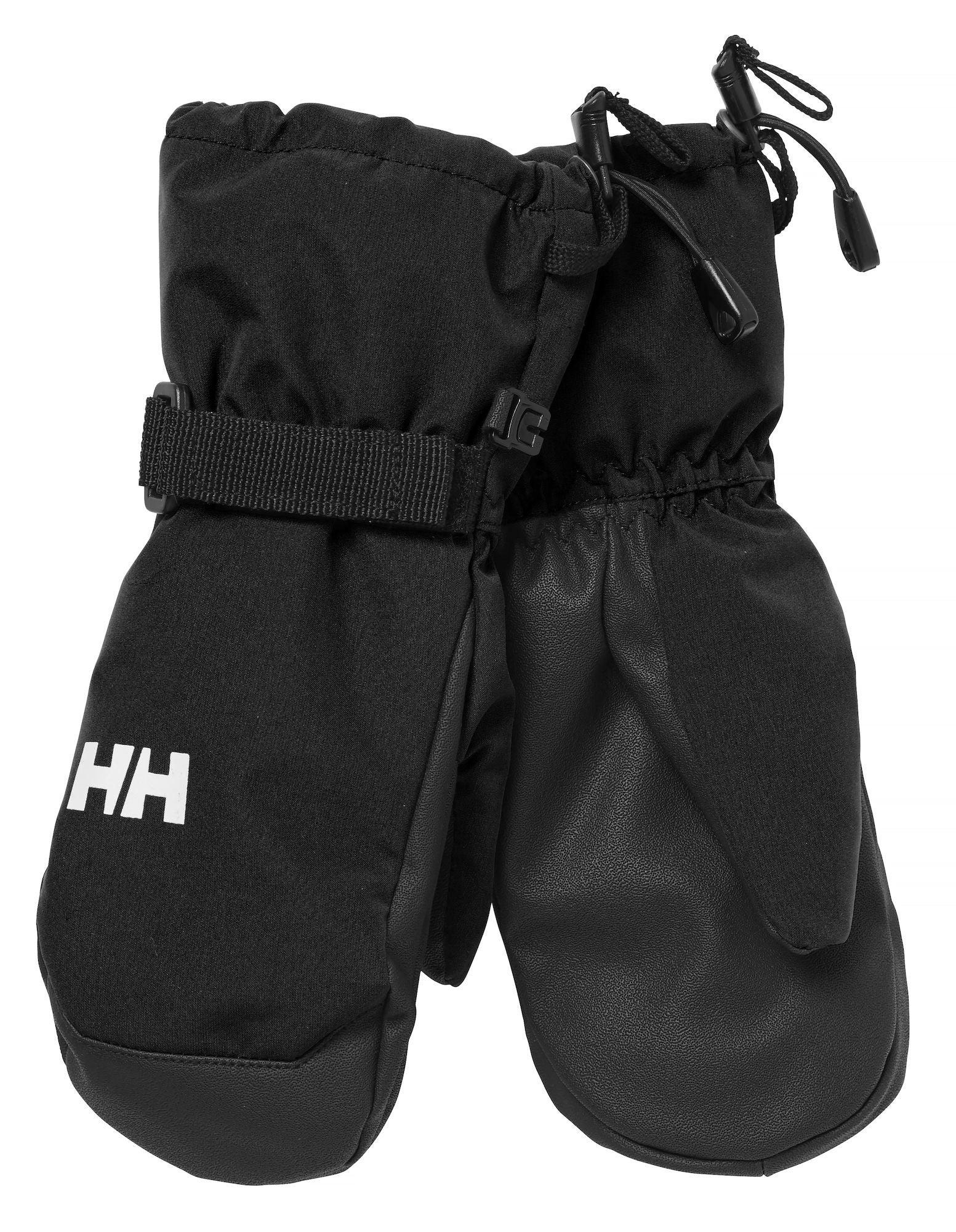 Helly Hansen K Rider Rukkaset, Black, 6 vuotta
