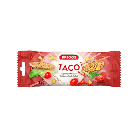 Friggs Snackpack Taco 25g