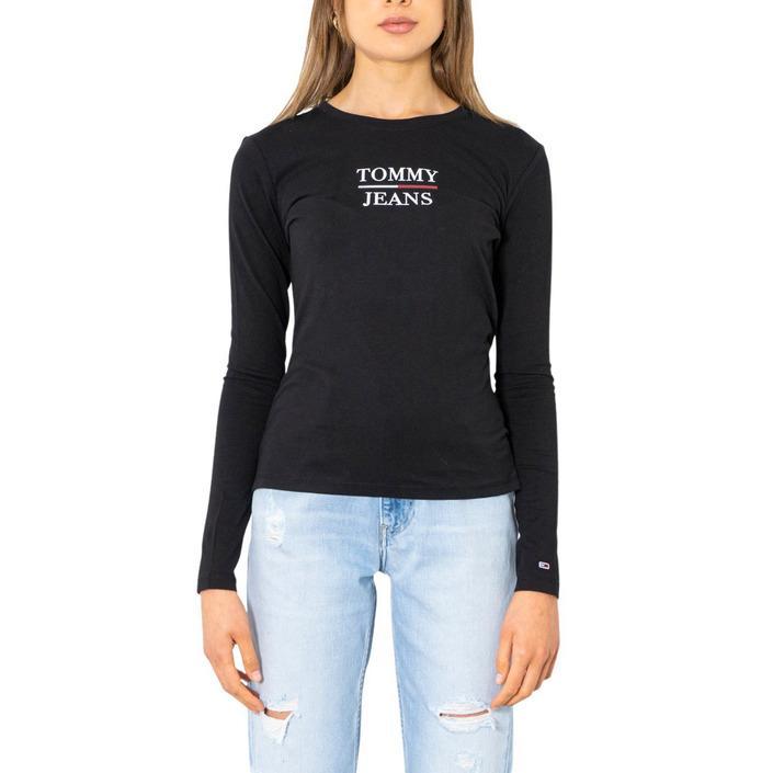 Tommy Hilfiger Jeans Women's Sweater Black 298763 - black M