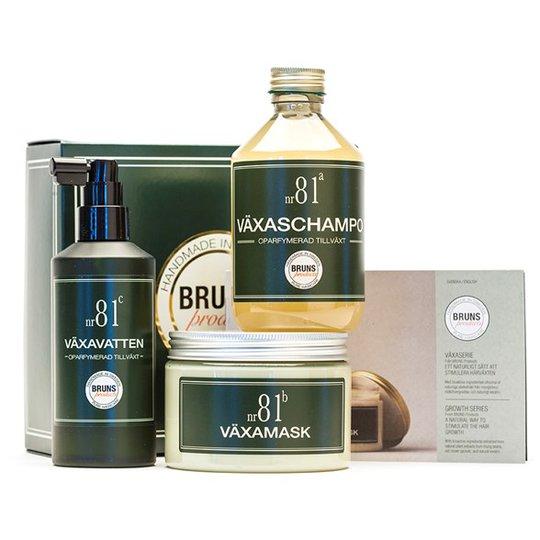 BRUNS Products Växakit nr 81 - Oparfymerad Tillväxt