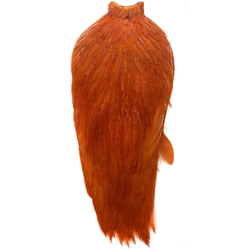 Whiting American Rooster Cape White/Burnt Orange