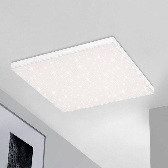 LED-stjernehimmel Frameless CCT, 60x60cm