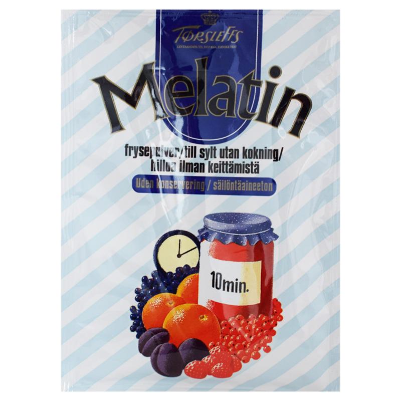 Geleringspulver Vit Melatin - 47% rabatt