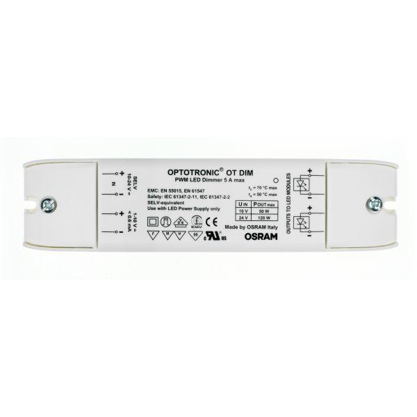 Osram LED Optotronic Ohjausyksikkö 24V, 5A