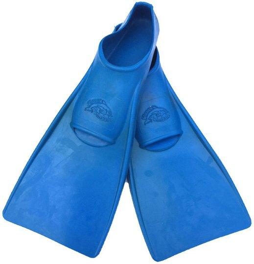 Swimsafe Svømmeføtter, Blå 22-24