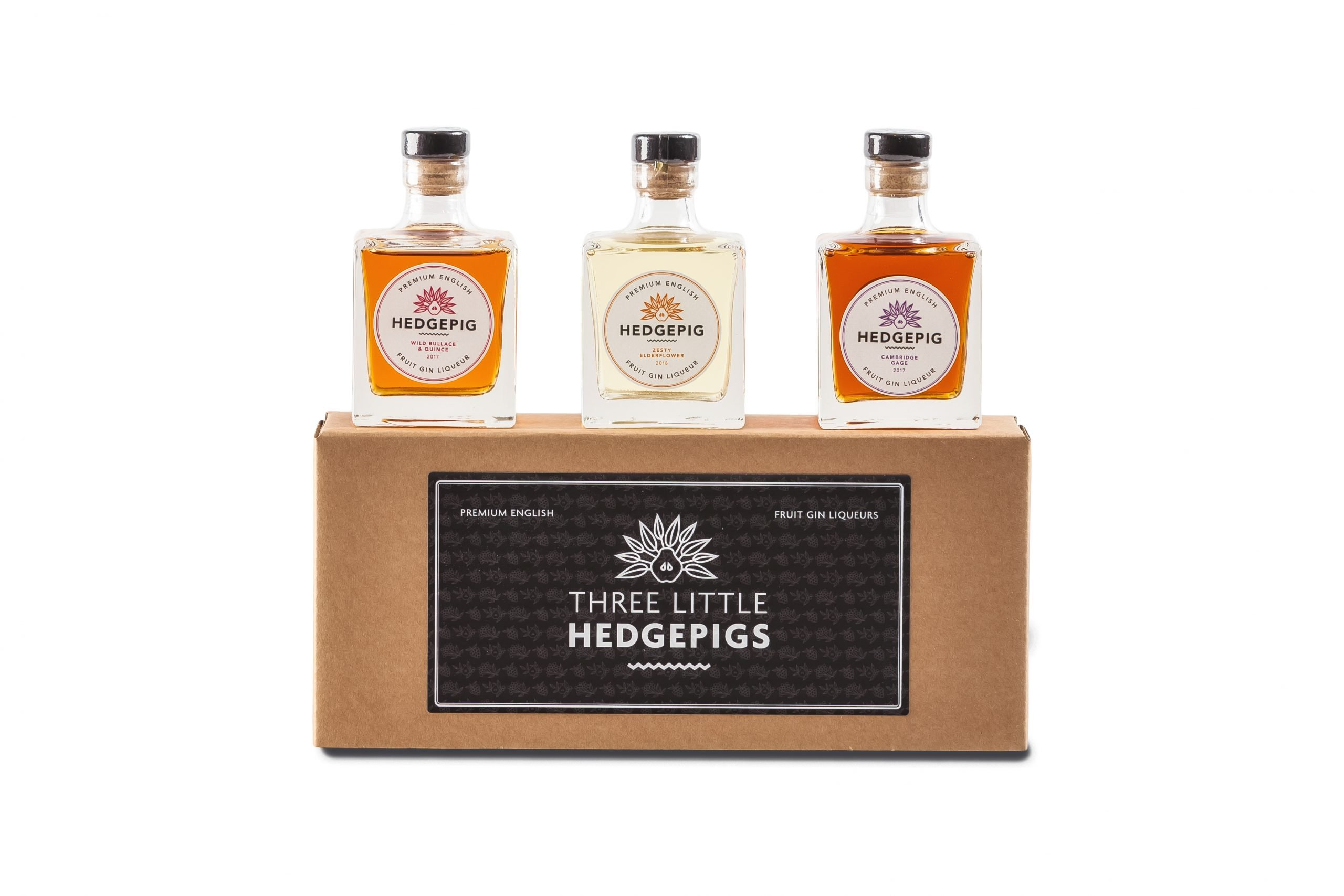 Three Little Hedgepigs Boxed Gift Set