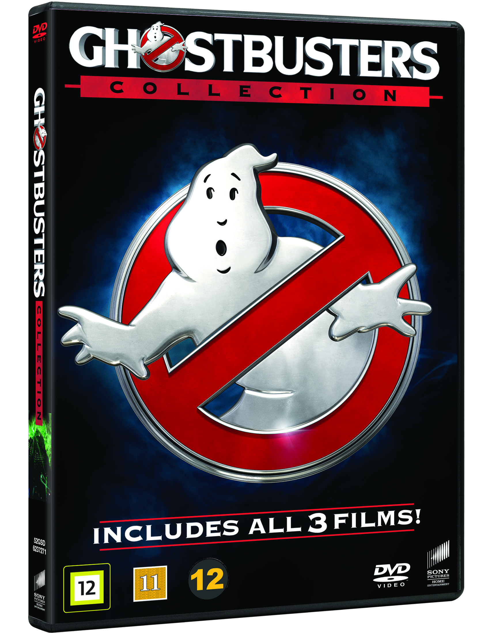 Ghostbusters Collection - 3 Movies - DVD