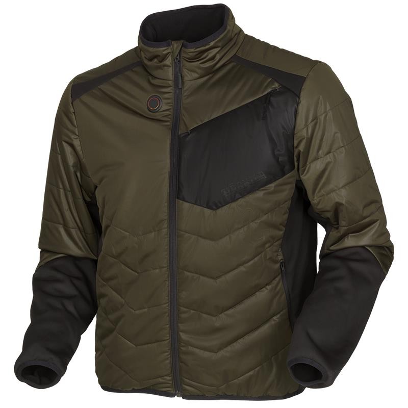 Härkila Heat jakke L Fóret jakke med varmemembran