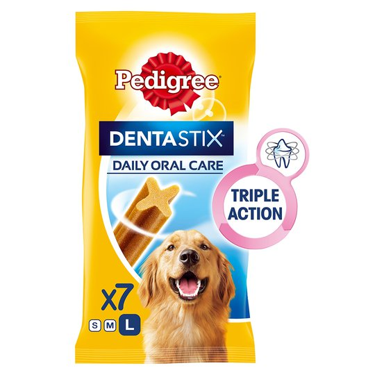 Pedigree DentaStix® Tuggben (L)