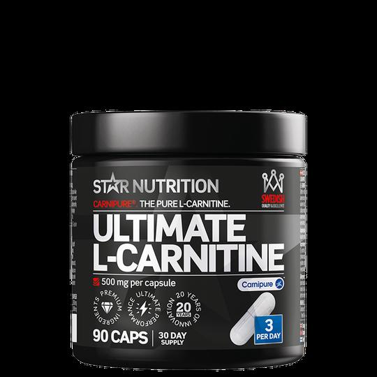 Ultimate L-Carnitine, 90 caps