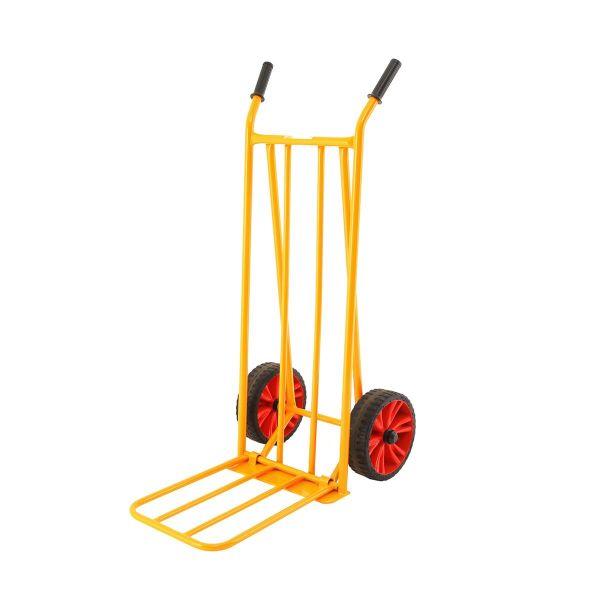 Hörby Bruk P4 PFG Sekketralle makslast 250 kg, høy rygg