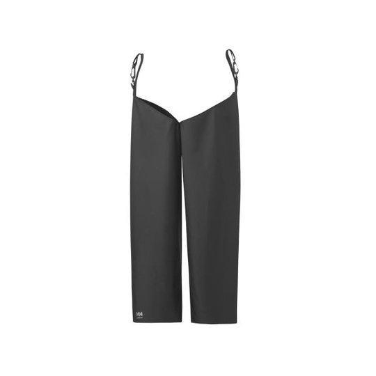 Helly Hansen Workwear Voss Suojalahkeet musta, heijastavalla teipillä