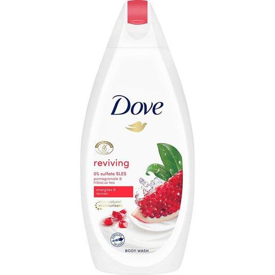 Showergel Reviving, 225 ml Dove Suihkugeelit