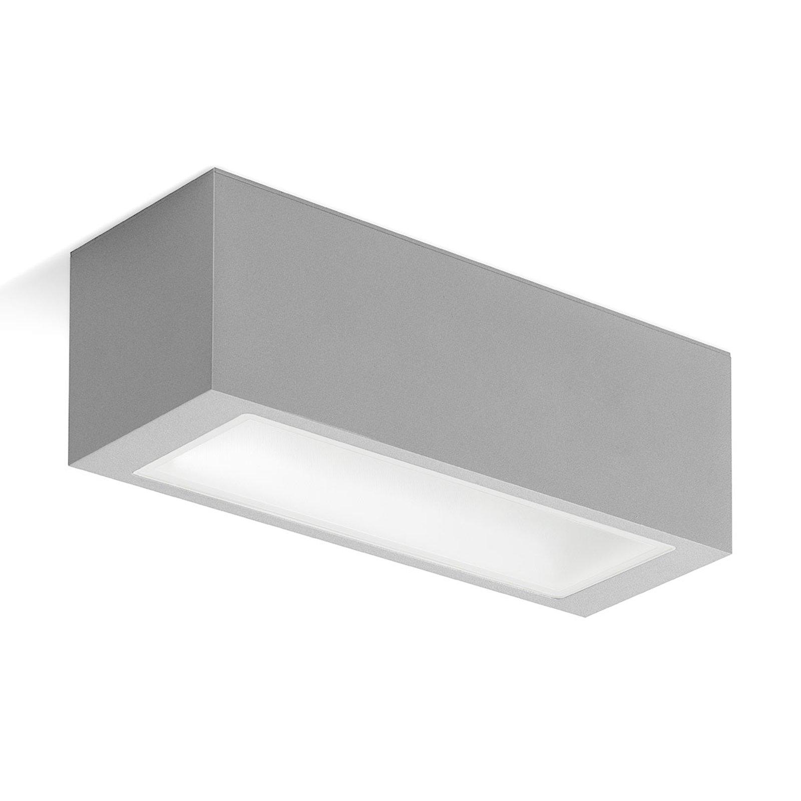 LED-vegglampe 303554, optisk asymmetrisk 3 000 K