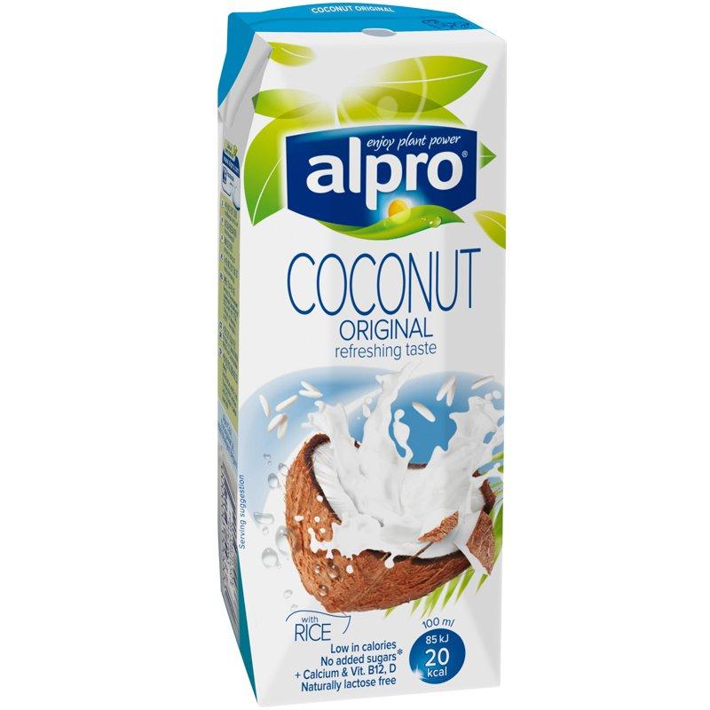 Kookospähkinäjuoma - 22% alennus