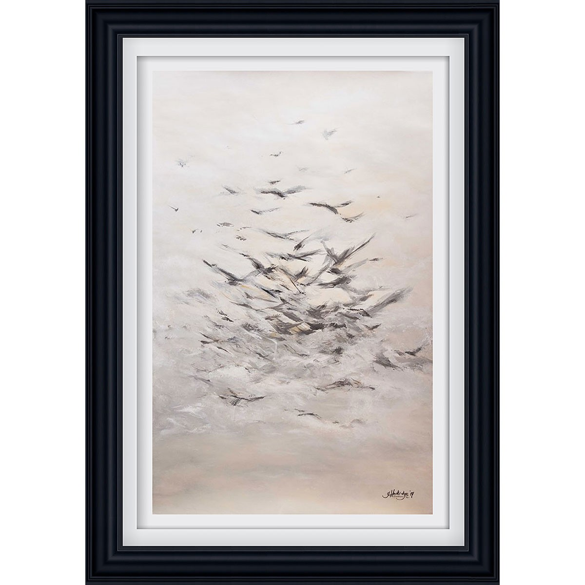 A Migration Black - X-Large