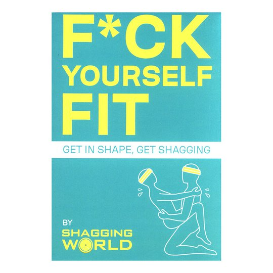 F*ck Yourself Fit Bok