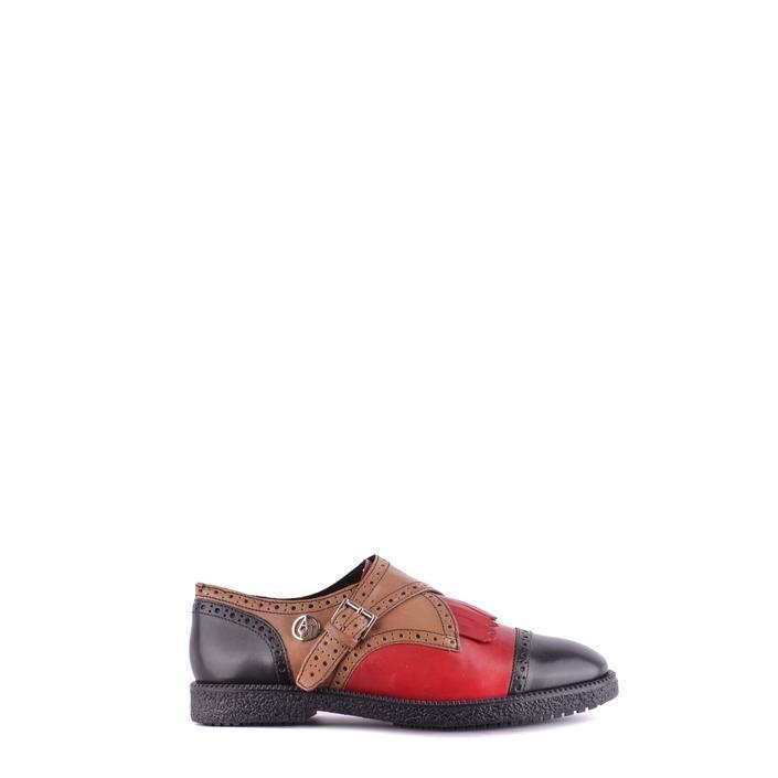 Armani Jeans Men's Lace up Shoe Multicolor 188935 - multicolor 39