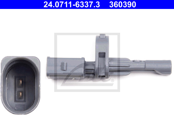 ABS-anturi ATE 24.0711-6337.3