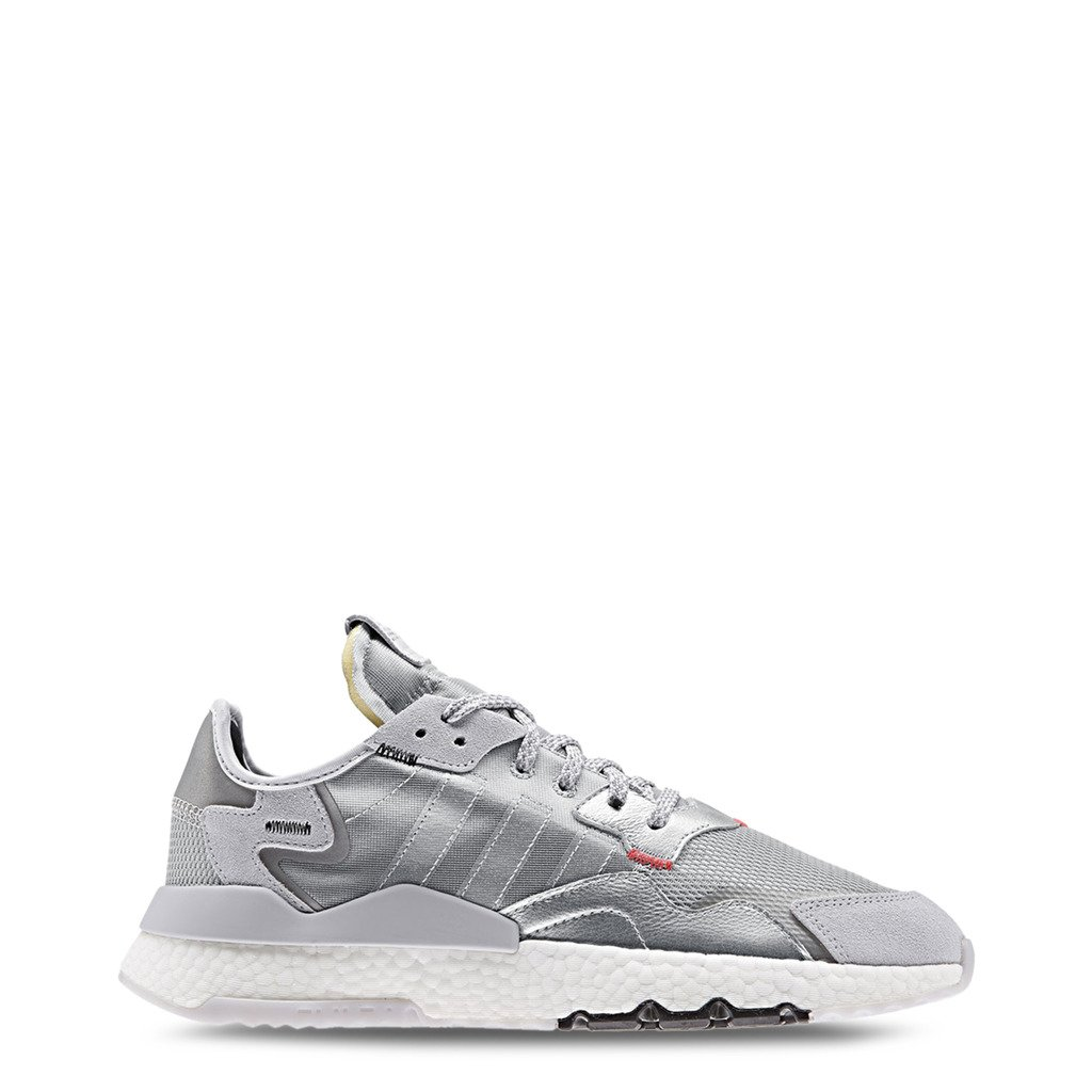 Adidas Men's Nite Jogger Trainers Various Colours EE5851 - grey 7.5 UK