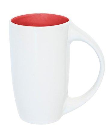 Krus Diana, hvit/rød