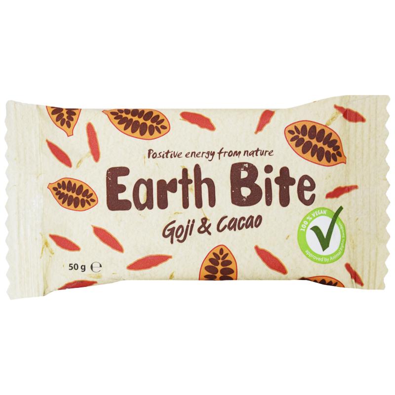 """Eko Bar """"Goji & Cacao"""" 50g - 65% rabatt"""