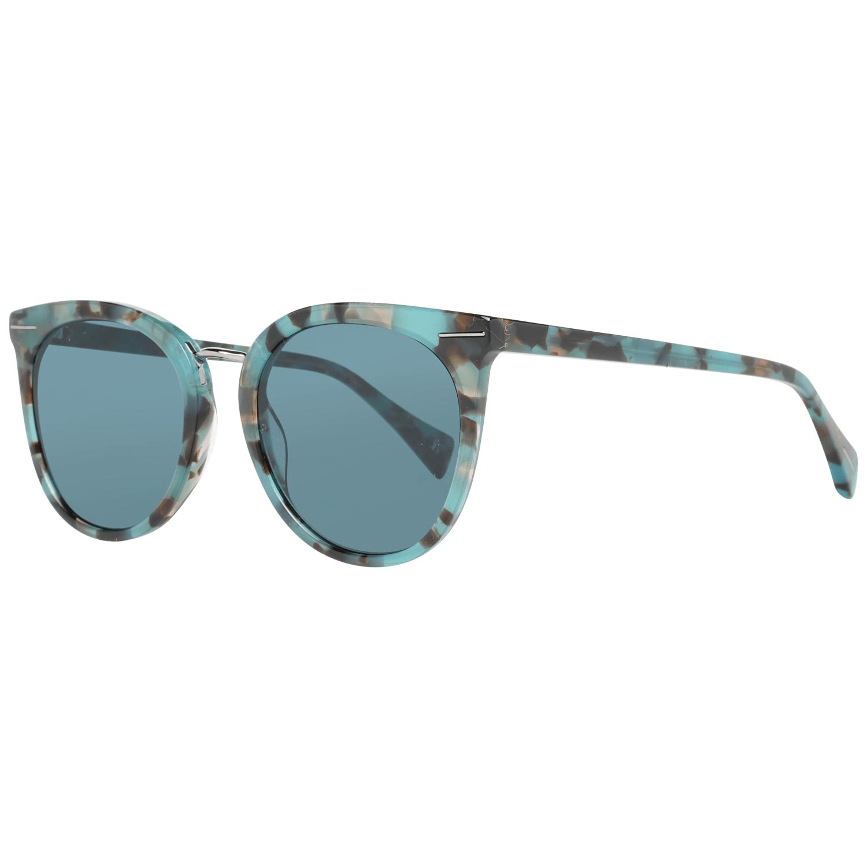 Yohji Yamamoto Women's Sunglasses Green YS5006 51644
