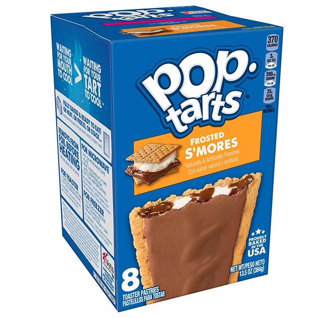 Kelloggs Pop-Tarts Frosted Smores 384g
