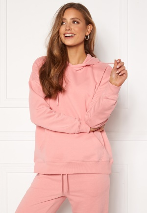 ONLY Feel Life L/S Hood Swt Blush XS