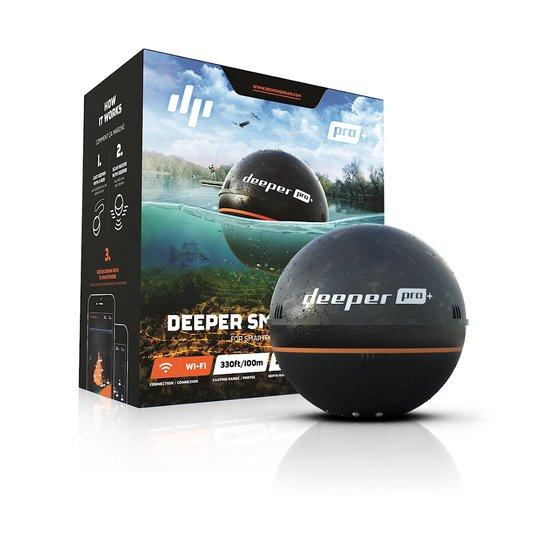 Deeper Sonar PRO+ WiFi+GPS trådlöst ekolod