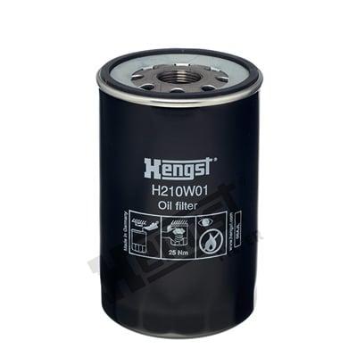 Öljynsuodatin HENGST FILTER H210W01